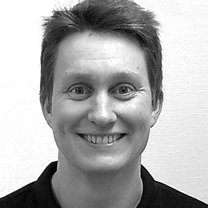 Joel Berlin, mättekniker hos Mätpartner