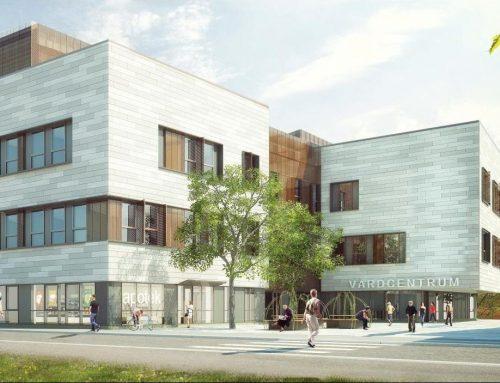 Finspångs Vårdcentrum, NCC